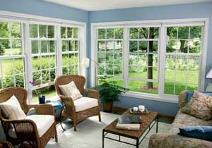 Andersen Double Hung Window