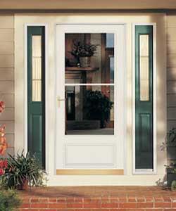 Andersen Storm Doors 1