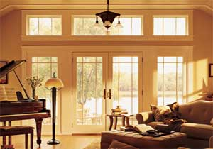 Andersen French Hinged Patio Door